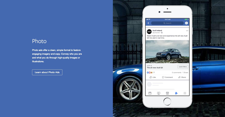 Facebook Ads Photos