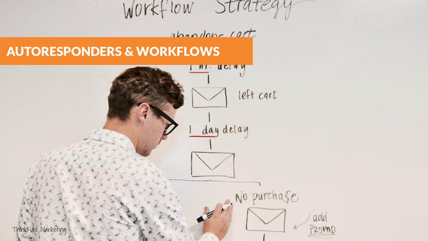 email marketing workflows