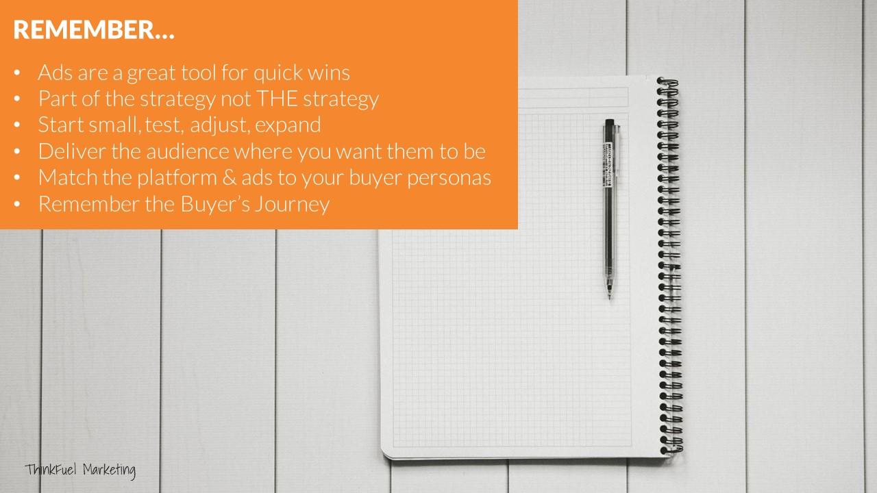 B2B Pay Per Click Marketing Key Points