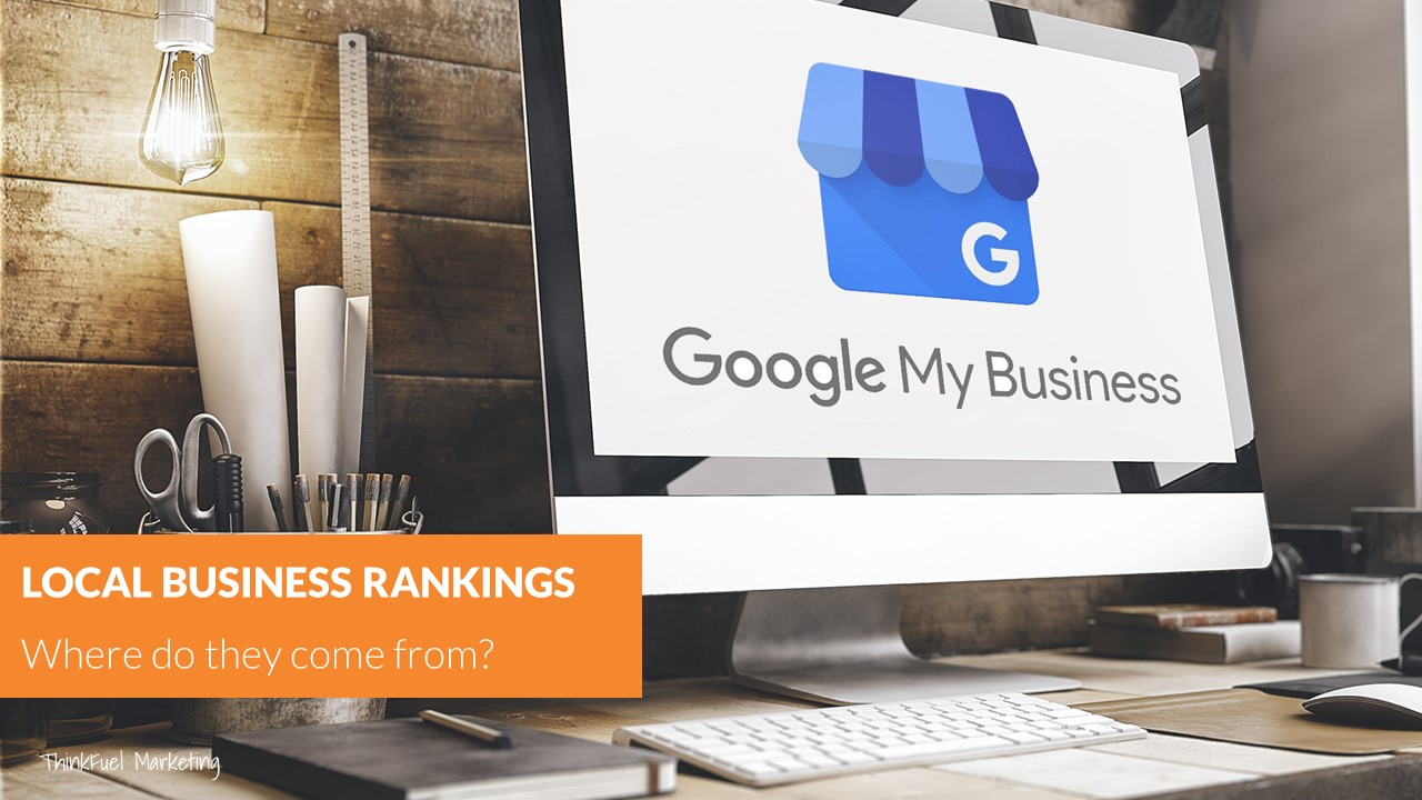 Setting up Google My Business