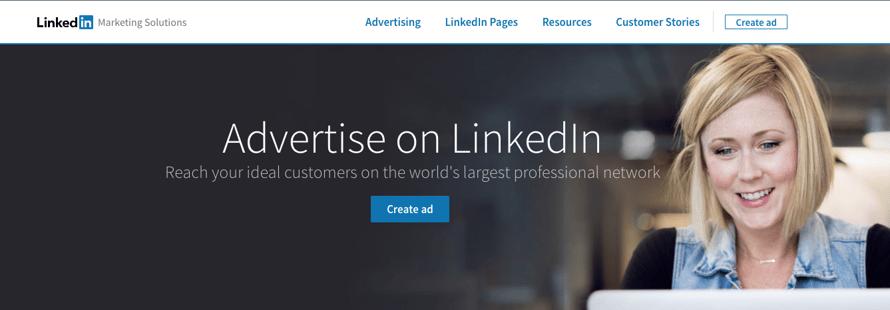 Start a LinkedIn Ad Campaign