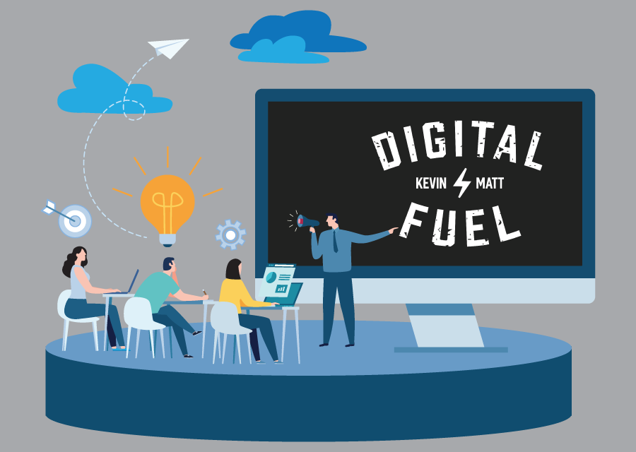 Digital Fuel Podcast - Marketing Through COVID-19