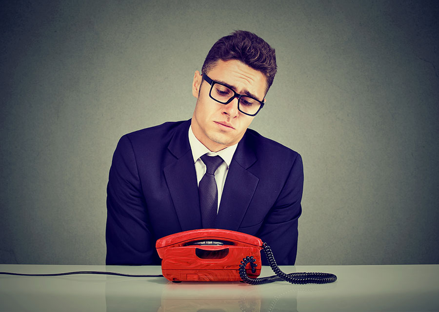 Picking up the Phone Will Always Be Part of Prospecting
