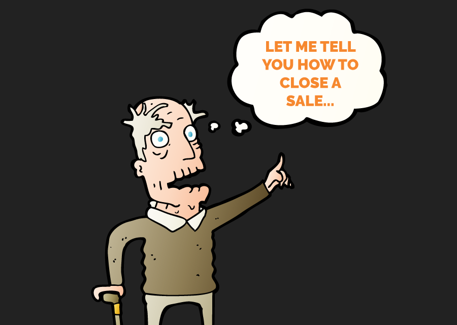 Ancient Sales Closing Techniques